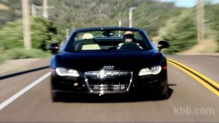 2010 Audi R8 Spyder Review - KBB Answers Your Questions