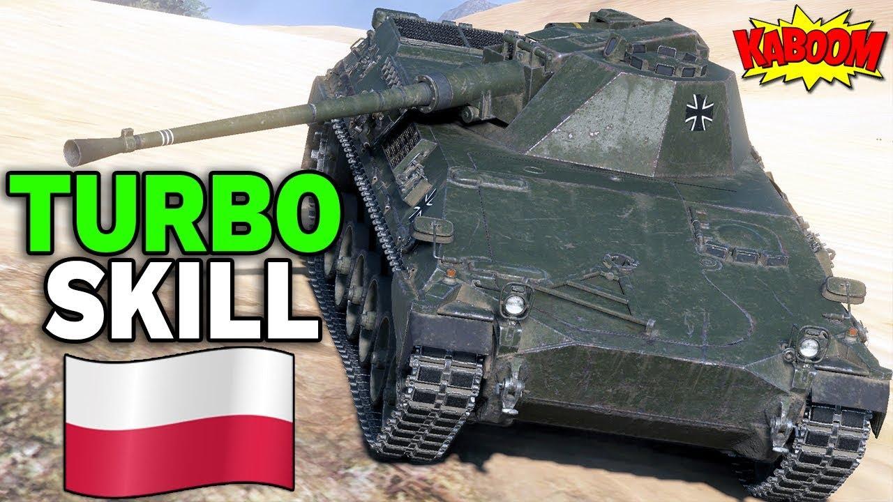 TURBO SKILL – Polska vs Finlandia – World of Tanks