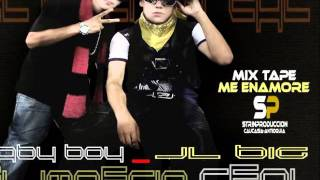 Me Enamore - J BiG & Baby Boy Ft Martins (Prod. By Yirmaxtermix & Dj Luna) ★ Regaeeton 2009★