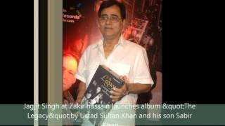 Tribute to Jagjit singh the last interview