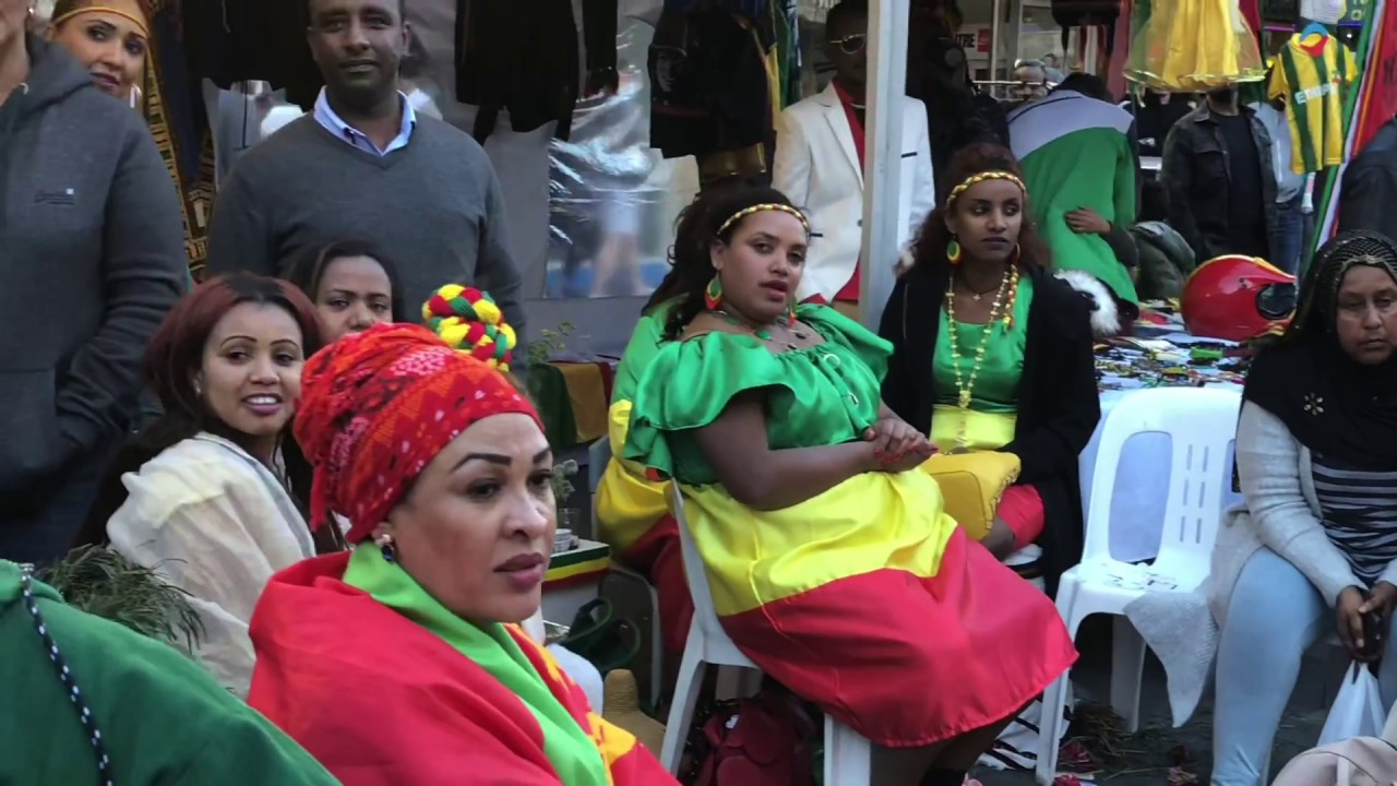 Ethiopian new year 2012 ኢትዮጵያን አዲስ ዓመት ልዩ ዝግጅት