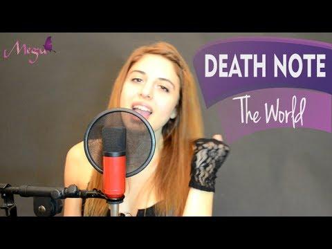 デスノート DEATH NOTE - The world - Cover by Megu