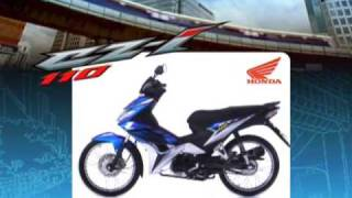 Na-Boon Thai TV Commercial: HONDA CZ-i Thumbnail
