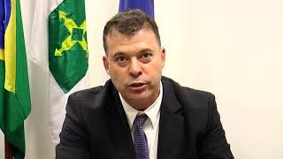 Sinafite entrevista o senador Hélio José
