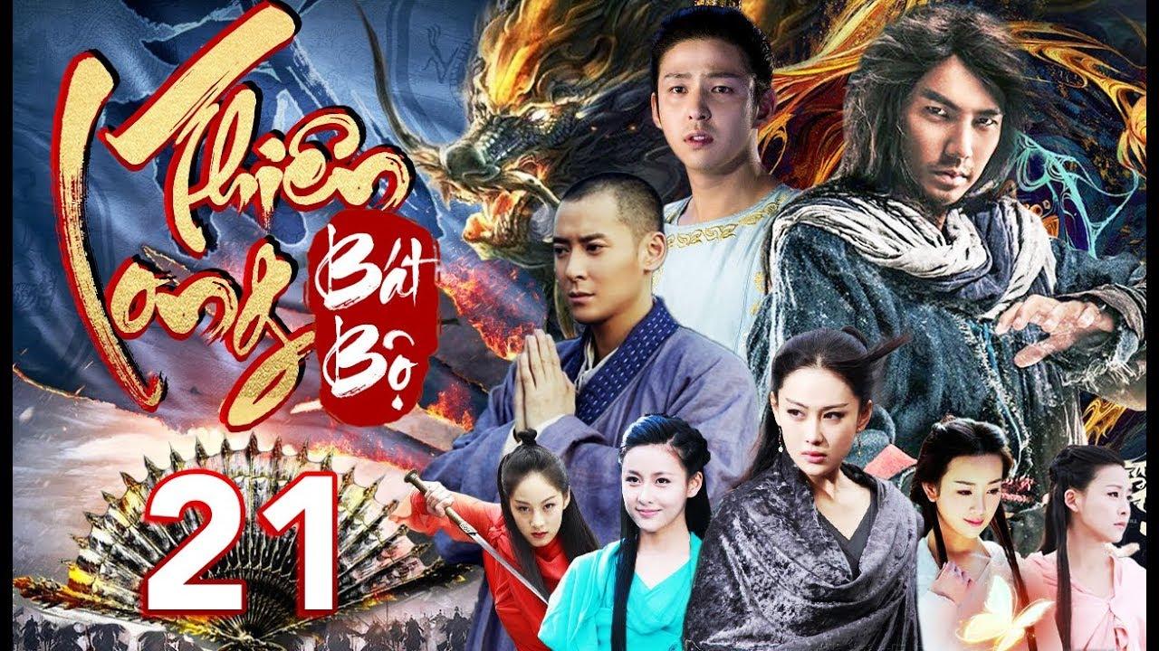 Tân Thiên Long Bát Bộ – Tập 21