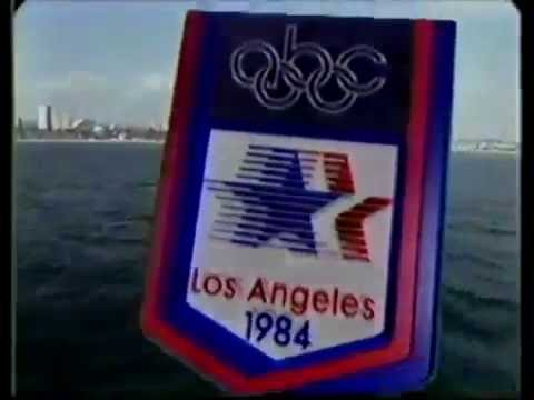 Los Angeles 1984 - ABC Broadcast Opening Sequence