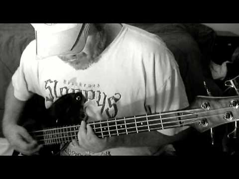 Johnny Cash-Man in Black(Bass)