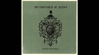 Mumford And Sons - Little Lion Man (Clean HQ version)