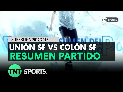 Resumen de Unión SF vs Colón SF (1-1) | Fecha 17 - Superliga Argentina 2017/2018