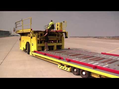 The Equipment Of Rostock Airport