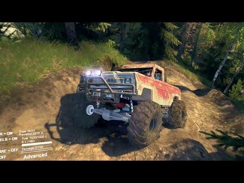 Jeep J10 y Jeep Comanche | Versus mapa extremo Planz Xtreme4x4