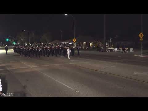 Sierra Vista HS - Uncle Henry - 2018 Covina Christmas Parade