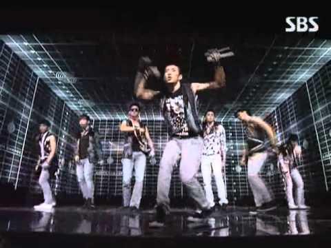 2PM - I hate you (2PM - 니가 밉다) @ SBS Inkigayo 인기가요 090705