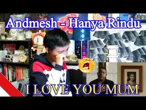 Andmesh - Hanya Rindu (REACTION)