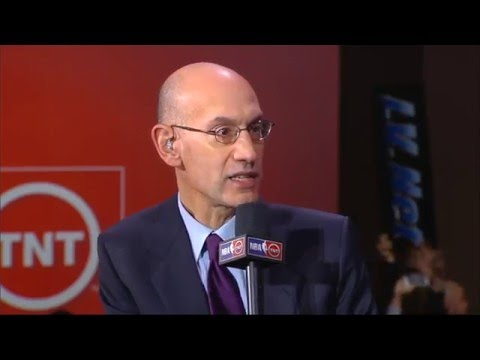 NBA Tip-Off - Adam Silver at CES