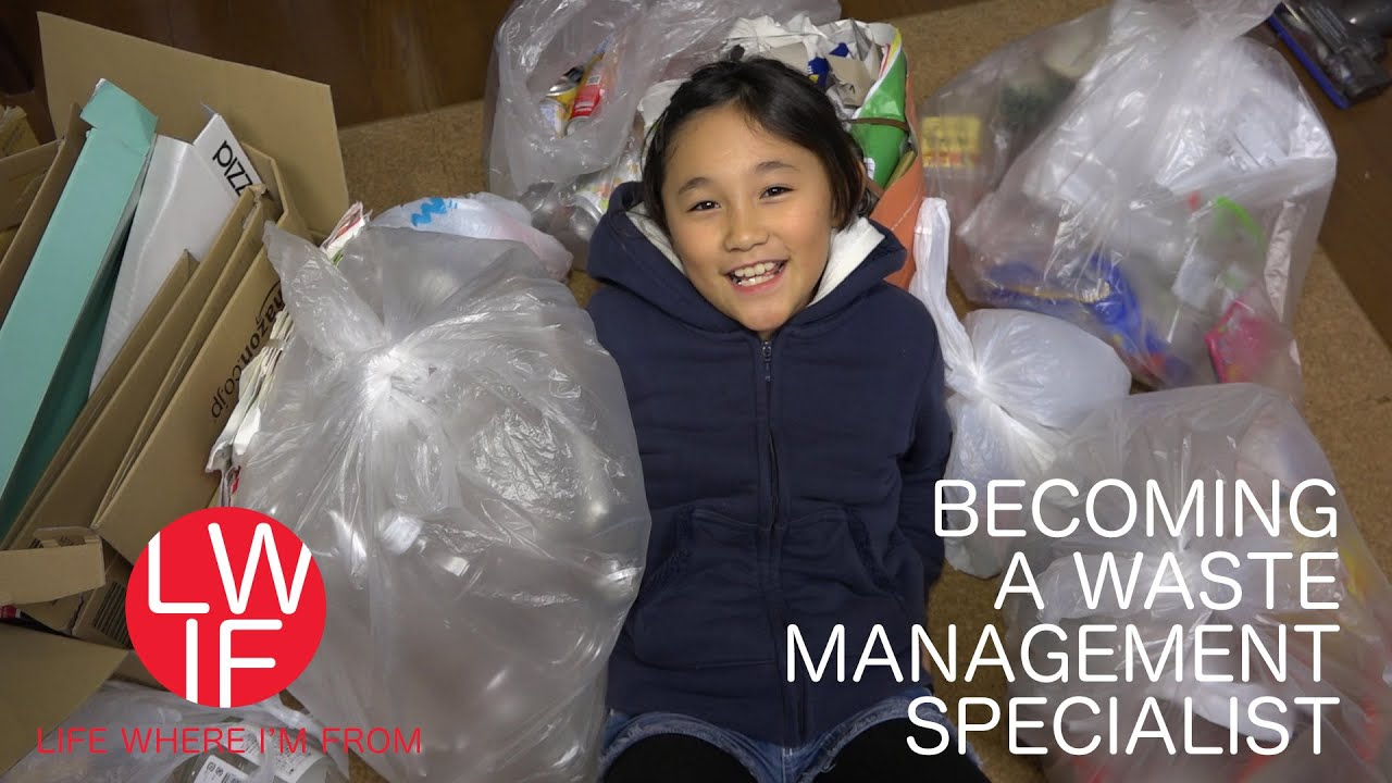 Becoming a Japanese Waste Management Specialist