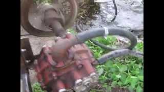 Водяна помпа до мотоблока / Водяная помпа к мотоблоку