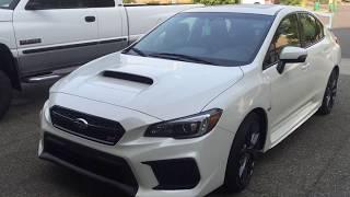 My 2018 Subaru STI Limited!