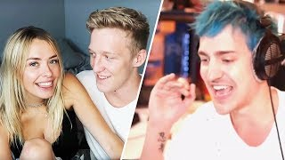 Ninja is MAD... Tfue Ex Girlfriend EXPOSED? Logan Paul, Tana Mongeau
