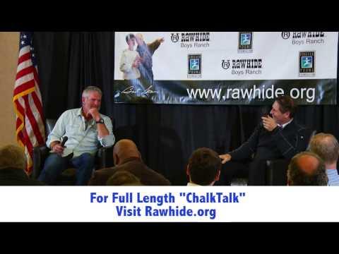 Packer Reggie White Discussed by Brett Favre & Steve Young