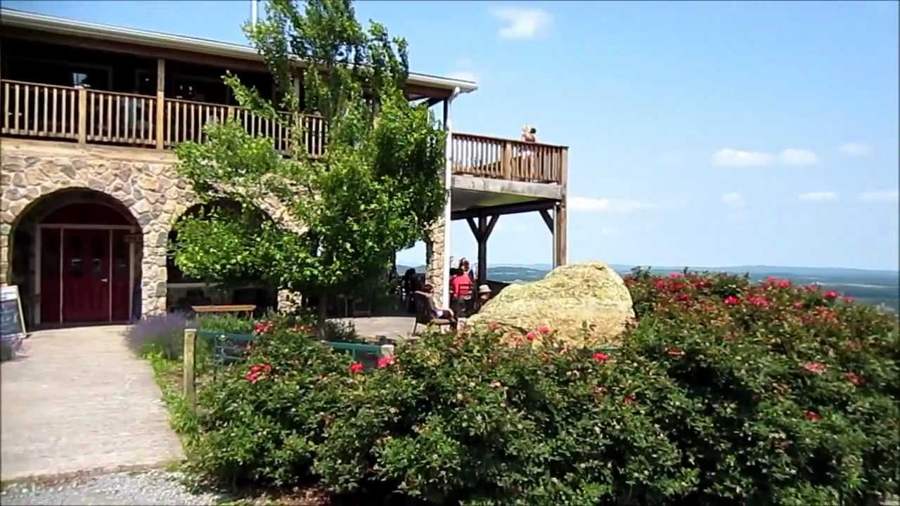 bluemont winery and vineyard short video tour bluemont