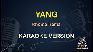 Yang Rhoma Irama ( Karaoke Dangdut Koplo ) - Taz Musik Karaoke