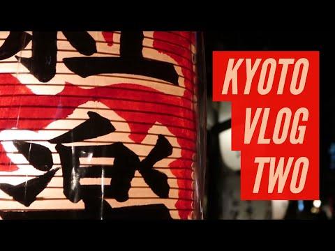 Nijo Castle, Nishiki Market and Ponto-cho - Japan Vlog 6
