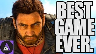 THE BEST GAME EVER MADE: Just Cause 3 Gameplay