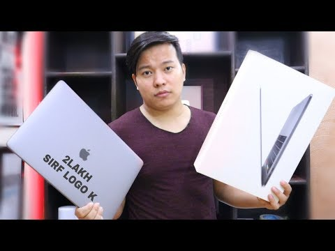 Why I Spend ₹ 2Lakh for This ?? | Apple MacBook Pro 15inch 2018 Should You Buy it ??