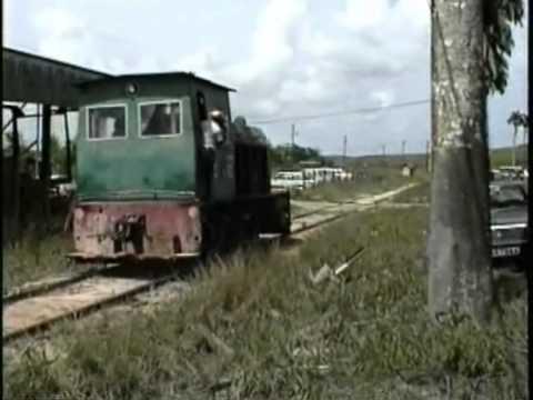 Trinidad Railway History 2009 Part 1