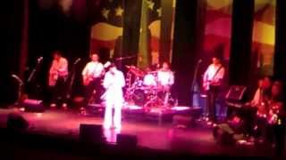 Chris Tierney sings Patch it UP with RED ALERT And MILLS & BOONE AT BRIDLINGTON SPA Elvis weekender