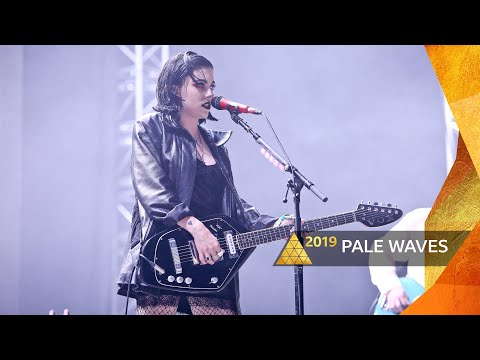 Pale Waves - There's A Honey (Glastonbury 2019)