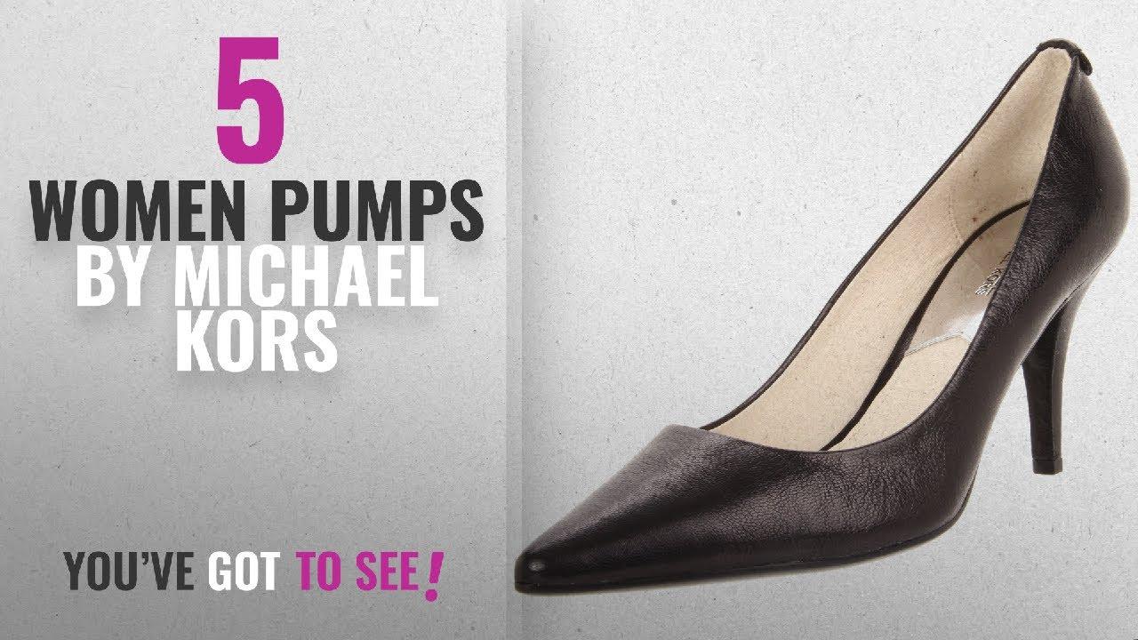 43fc61df7e4c Top 5 Michael Kors Women Pumps  2018   MICHAEL Michael Kors Women s ...