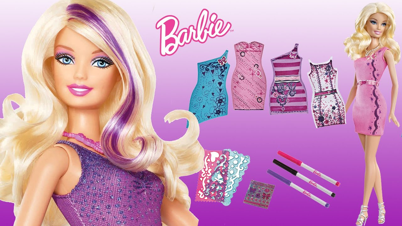 Www Barbie Com Fashion Design Maker