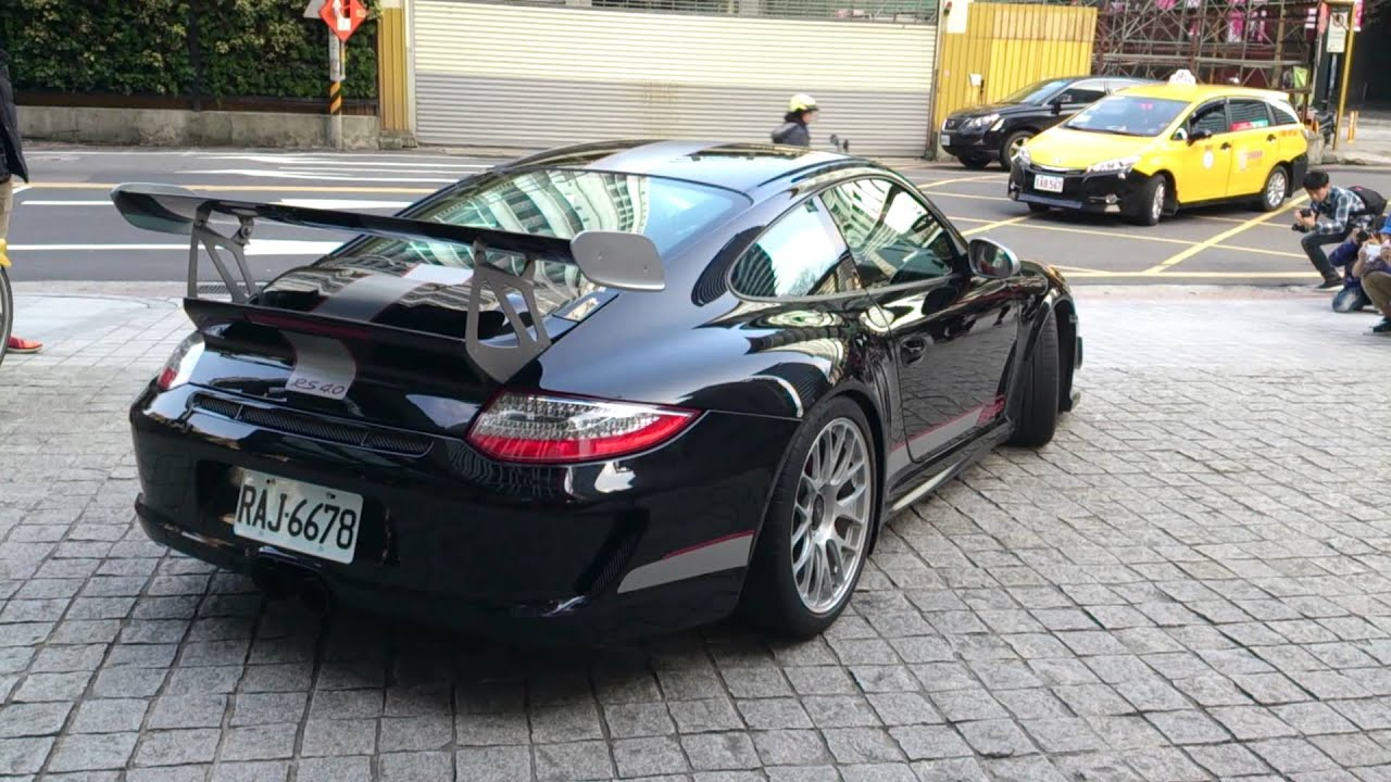 Porsche 911 GT3 RS4.0 Limited Edition 470/600 - YouTube