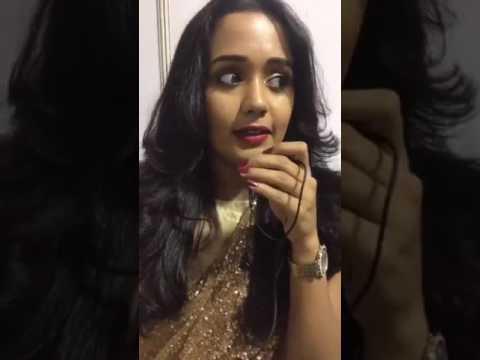 Vanitha Film Awards 2017| അനന്യ വന്നത് ഭാവി നായകനുമൊത്ത്