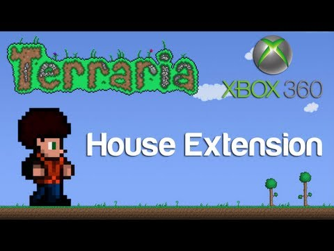 Terraria Xbox - House Extension [4]