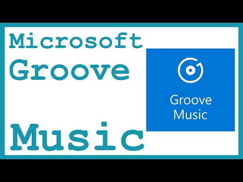 Microsoft Groove Music Online App - Onedrive Music Streaming Online App
