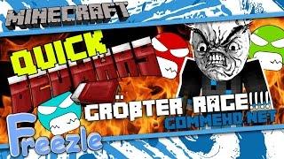 GRÖßTER RAGE EVER! ♦ Minecraft Quick BedWars | Freezle