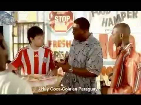 Publicidad Coca-Cola Sudáfrica Paraguay.m4v