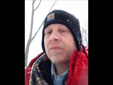 First winter trip, failed!