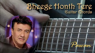 Bheege Honth Tere - Murder - Guitar Chords Lesson by Pawan