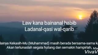 Download Mp3 Lirik Lagu Law Kanal Bainanal Habib