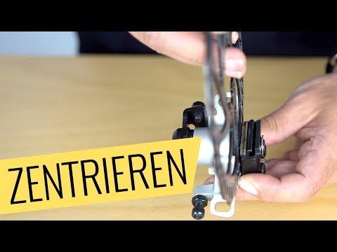 Bremsscheibe Zentrieren - Einfach, Schnell & Richtig! - Fahrrad.org