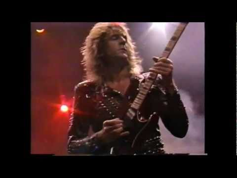 Judas Priest - The Hellion+Electric Eye [Painkiller Tour - HD]
