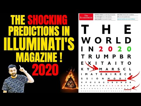 The STUNNING Plans of Economist Magazine 2020 EXPLAINED! (Hindi Urdu) | TBV Knowledge & Truth