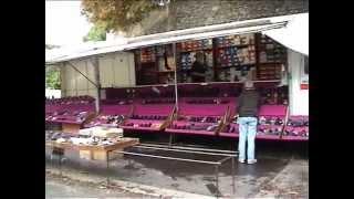 Le marché de Saint Jean du Gard -2004