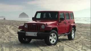 Real World Test Drive 2012 Jeep Wrangler week long test