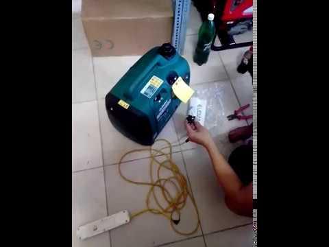 Hướng dẫn vận hành máy phát điện Elemax SHX1000/SHX2000