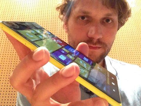 Nokia Lumia 1520 - recenzja ogromnego telefonu